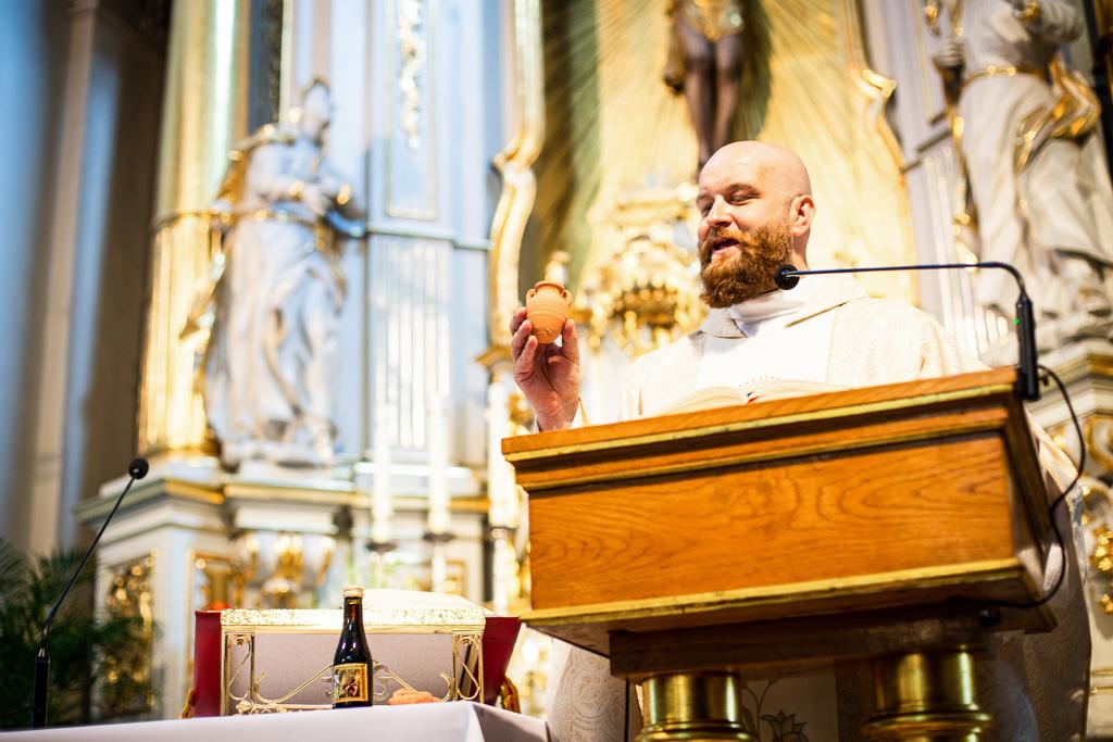 kościół sw krzyza rzeszów ślub