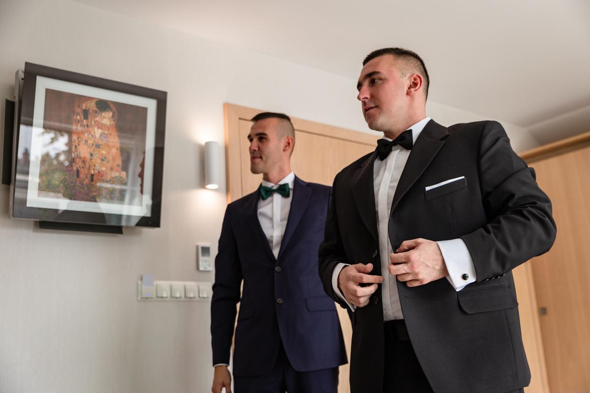 wesele w hotelu sokół